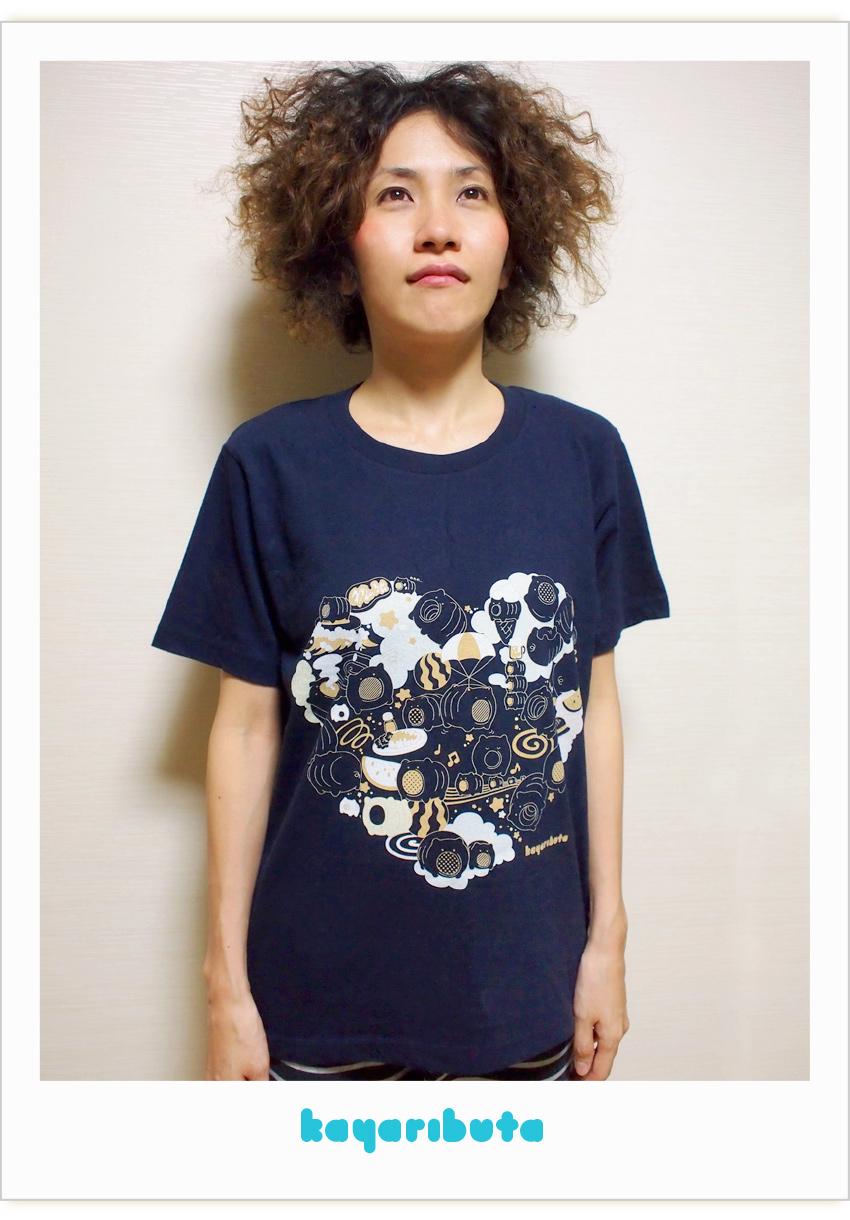 SUZURIのTシャツ 3noriさんが着てみた