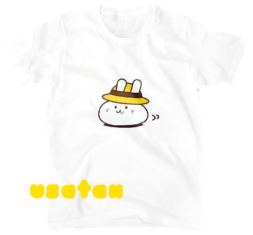 【SUZURI】うさたんといっしょ Tシャツ -miniyama-