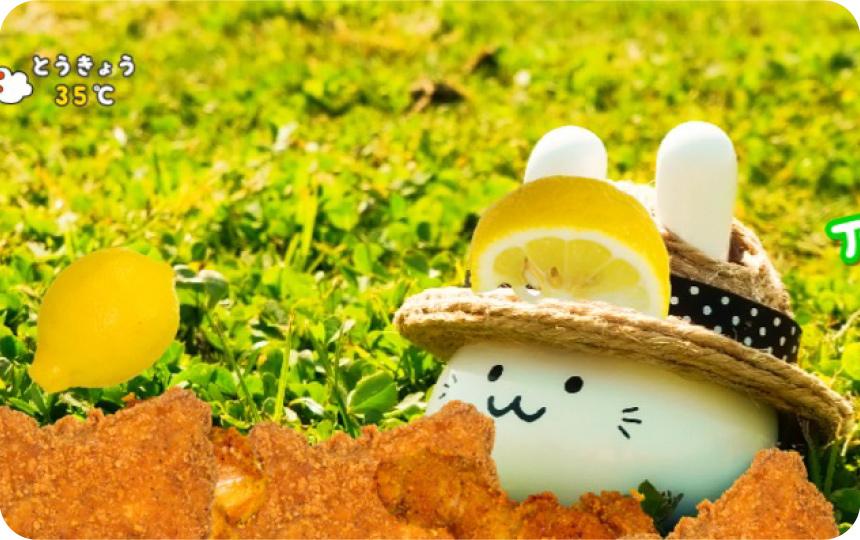 【アゲアゲカメラ作例】チキンがいっぱいだ〜