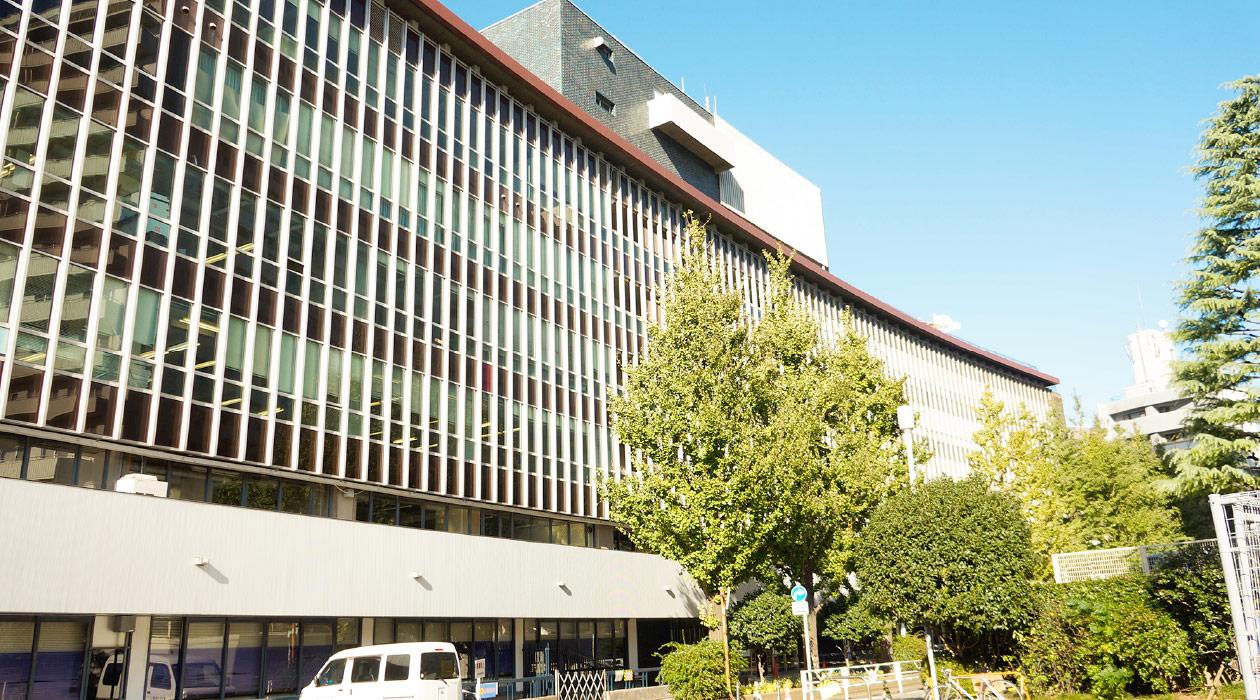 文字フリマ in 渋谷区総合庁舎