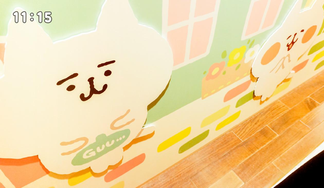 【カナヘイのゆるっとカフェ ~ グルメレポート篇 ~】カナヘイの小動物のねこちゃん