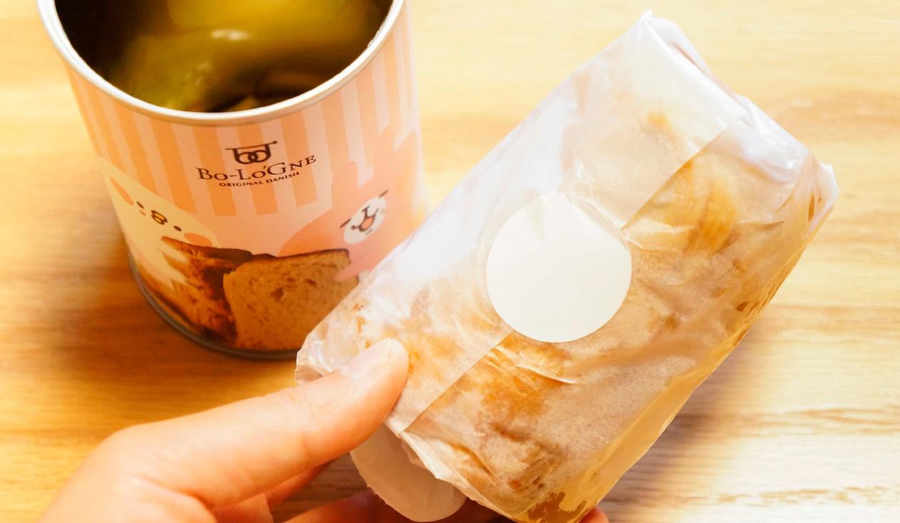 【カナヘイのゆるっとカフェ ~ お土産篇 ~】(缶deボローニャ開封の儀)甘~いメープルシロップとパンのいい匂い♪